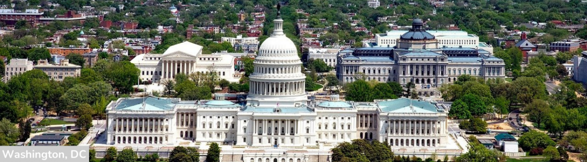 Photo of the Capitol Building in Washington, DC
